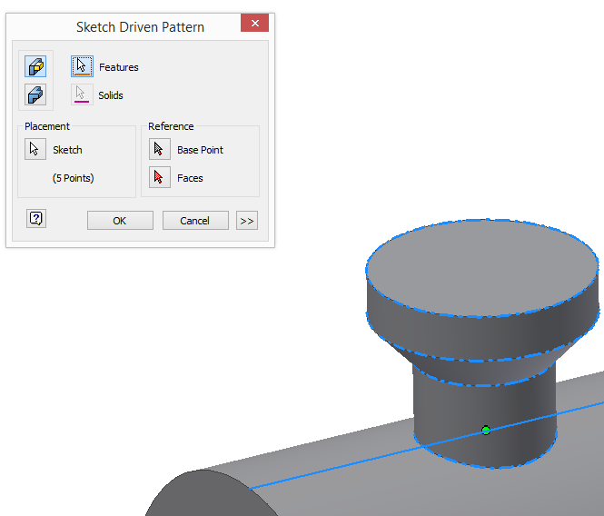 Tips og tricks til Autodesk Inventor - Sketch Driven
