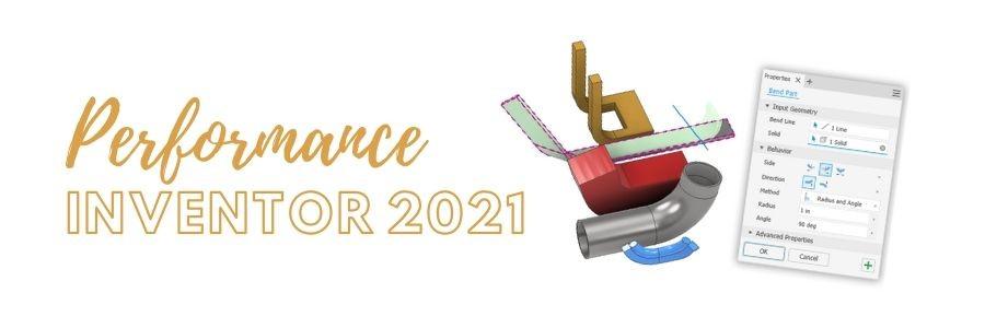 Autodesk Inventor 2021 - Perfomance på samlinger