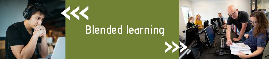 Nyt kursus koncept hos Invent - Blended learning